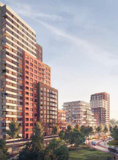 Gebiedsontwikkeling City en Stationsomgeving Nieuwegein